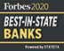 Forbes 2020 Best-in-state banks